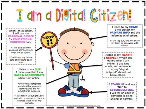 I am a Digital Citizen!