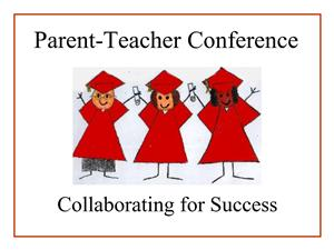 parent conference logo
