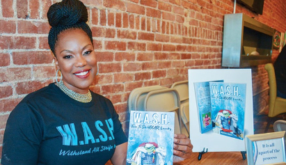 Maisha Howze shows vulnerable side in new self-help book