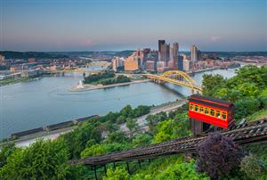 Pittsburgh City View
