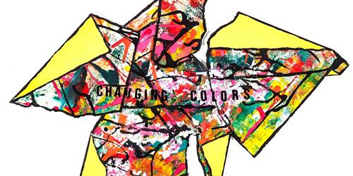 Changing Colors Logo