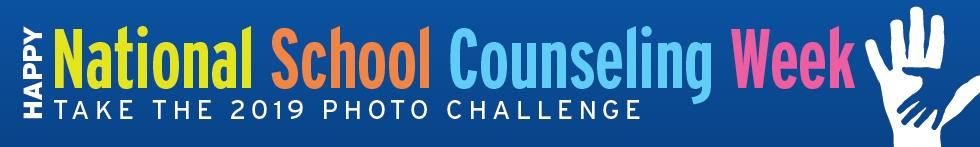 Happy National School Counseling Week! Take the 2019 Photo Challenge
