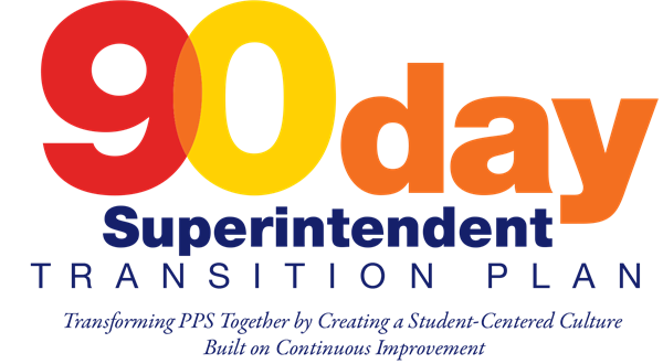 90-Day Superintendent Transition Plan