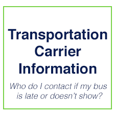 Transportation Carrier Information
