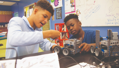 Pittsburgh Public looks toward the future with STEAM curriculum