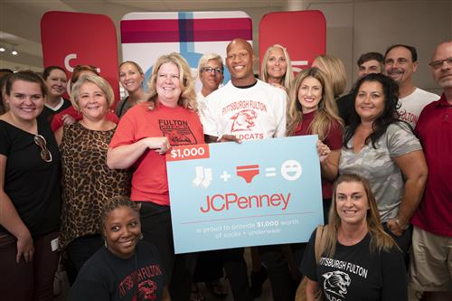 JCPenney Spree