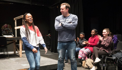 Hamilton Star and Pittsburgh Native Teaches Master Class at Pittsburgh CAPA