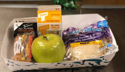 Grab and Go Sites Across the City to Provide Breakfast and Lunch during the First Nine Weeks of School