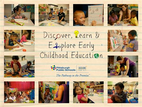 Discover Early Childhood Education