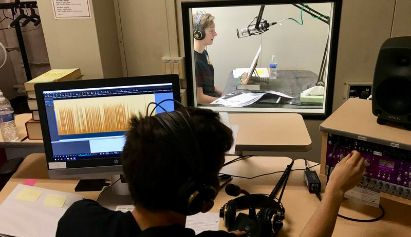 Pittsburgh Obama Teens Record Thousands Of Audiobooks For The Blind And Visually Impaired